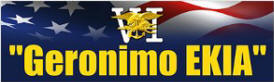 Geronimo EKIA Sticker (Bumper)