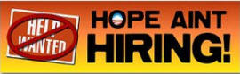 Anti Obama - Hope Aint Hiring