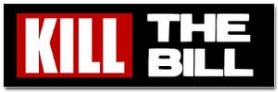 Kill The Bill - Anti Obamacare Bumper Stickers