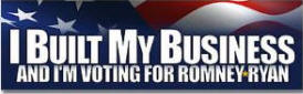 I Built My Business - Romney Ryan